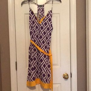 NWT MudpieECU sleeveless dress